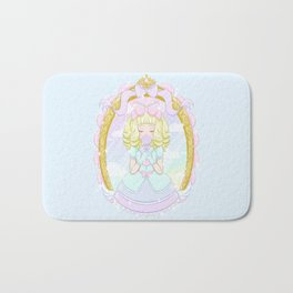 Sweet Candy Girl Bath Mat