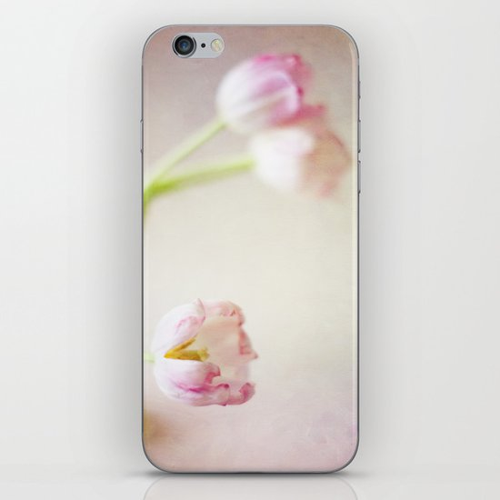 Lone Tulip iPhone & iPod Skin