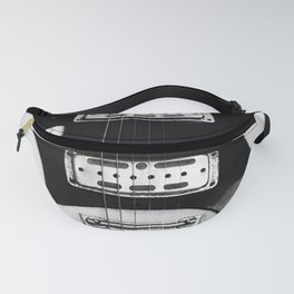 MY VINTAGE ELECTRIC GUITAR PICKUPS Fanny Pack