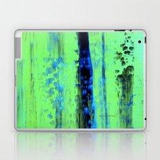 Gerhard Richter Inspired Urban Rain 2 Laptop & iPad Skin