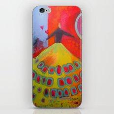 Love Dance iPhone Skin