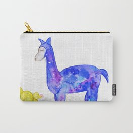 Space Llama Carry-All Pouch