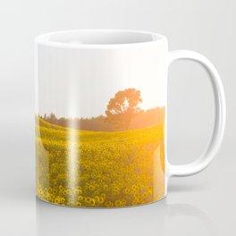 Field of Sunshine Coffee Mug