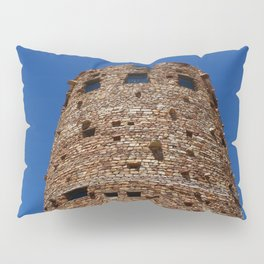 Desert View Watchtower - South Rim Grand Canyon Pillow Sham