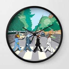 The Walrus Was Paul Wall Clock