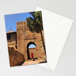 Alcazaba Gate : Malaga Andalucia Stationery Cards
