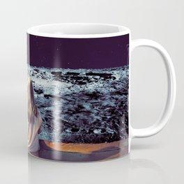 Moonface Coffee Mug