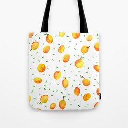 Mango Season Tote Bag