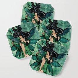 Fairy Of Absinthe Coaster