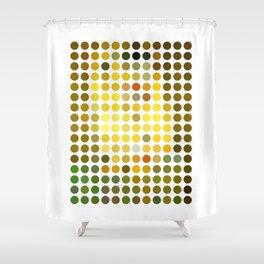 Gustav Klimt Remixed (2009) Shower Curtain