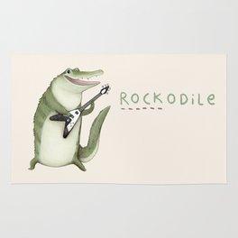Rockodile Rug