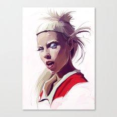 Yolandi Visser Canvas Print