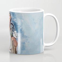 Angel Dove Coffee Mug