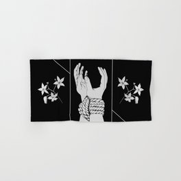 Tied & Nightshade Hand & Bath Towel
