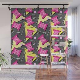 Memphis Sewing Wall Mural