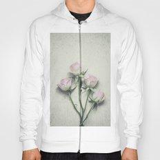 Delicate Roses Hoody