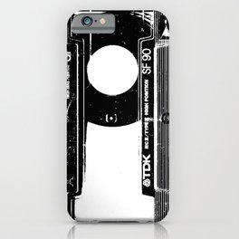 Old Cassette iPhone Case