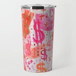 Barbie Money Travel Mug