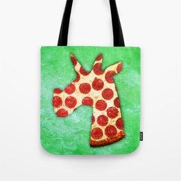 Unicorn Pizza Tote Bag