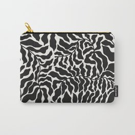 Abundance | B&W Carry-All Pouch