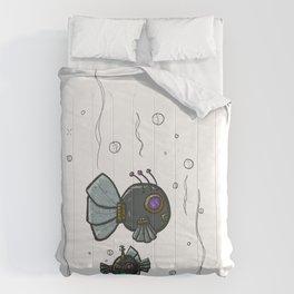 Cyberfish Comforters