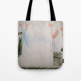 greetings Tote Bag