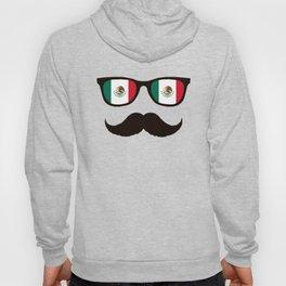Mexico Retro Shirt Hoody