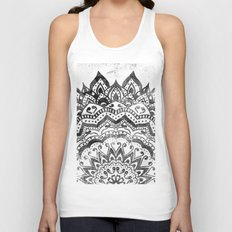 ORION JEWEL MANDALA Unisex Tank Top