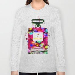 Eau de Parfum Bubbles Long Sleeve T-shirt
