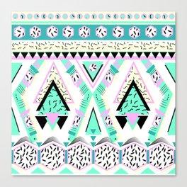 waggle dance Canvas Print