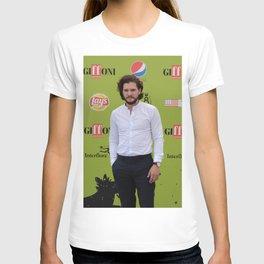KIT HARINGTON T-shirt