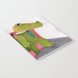 A for Alligator Notebook