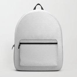 Light Grey Ombre Modern Design Backpack