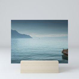 Lake Geneva Mini Art Print