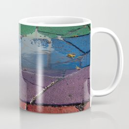 Street Paved with Raimbow Coffee Mug