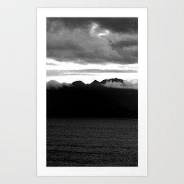Molokai Art Print