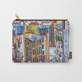 Montmartre View Carry-All Pouch
