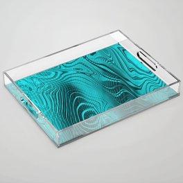 Whirlpool Waters Acrylic Tray