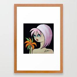 For Love Perhaps Framed Art Print