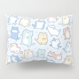 Kitty Dance Off! Pillow Sham