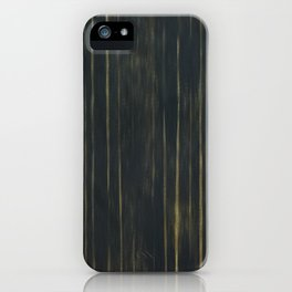 Abstract (Motion) iPhone Case