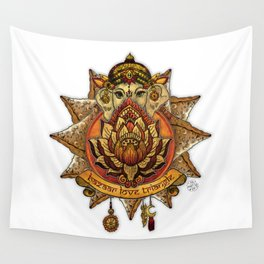Keep Korma and Curry On Wall Tapestry