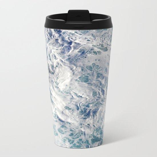 Seafoam Pacific Metal Travel Mug