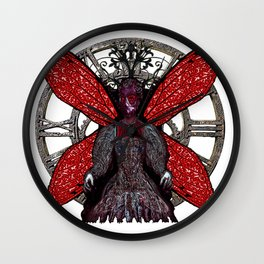 trapped in her dreams... Wall Clock