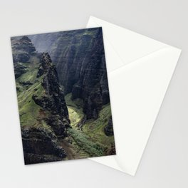 Hawaii Heavenly Aerial View Stationery Cards