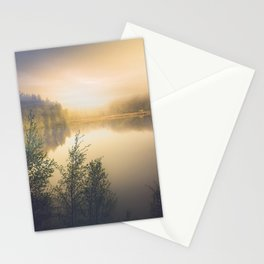 The perfect organism Stationery Cards