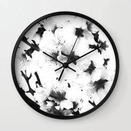 Sakura XV Wall Clock