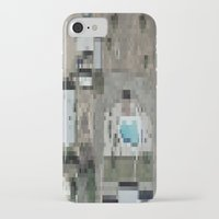 las vegas iPhone & iPod Cases featuring Las Vegas by Mark John Grant