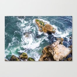 Pirate's Cove #3 Canvas Print