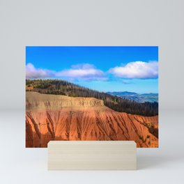 Morning 6003 - Cedar Breaks National Monument, Utah Mini Art Print